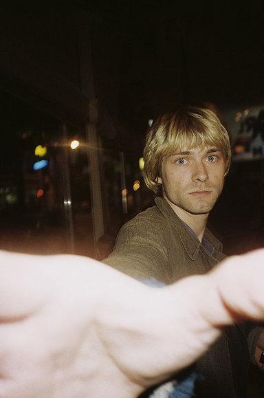 R.I.P. Kurt Cobain